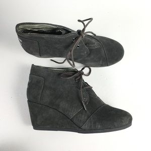 Toms Gray Shoes H8615042